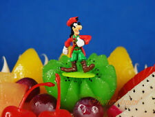 Disney Pirate Goofy Cake Topper Figure Model Decoration K1271 G