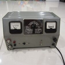 KLING PHOTO CORPORATION FOR ARRIFLEX 16 AND 35 POWER SUPPLY BATTERY CHARGER