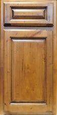 Rustic Pecan Maple Kitchen Cabinets-Sample door-Rta-All wood, in stock