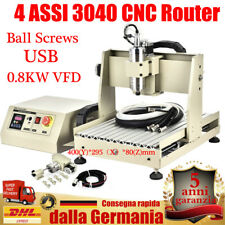 USB 4 ASSI 3040 CNC Router Macchina Per Incisioni Fresatrice Fresatura Gravure