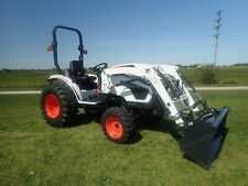 New Ct2025 Compact Tractor W/ Front Loader, 4X4, Hydro, 540 Pto, 24.5 Hp Diesel