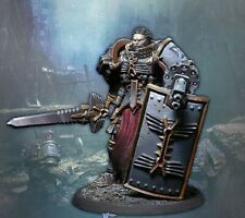 Tusk Model 75mm Resin Inquisitor with Shield