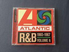 CD ATLANTIC R&B 1947-1974 - Vol. 6 1966-1967 The Platinum Collection