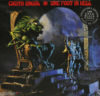 CIRITH UNGOL - ONE FOOT IN HELL, 2015 EU 180G vinyl LP, 500 COPIES! SEALED!