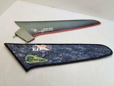 True Ames Blade Weed Windsurfing Fin