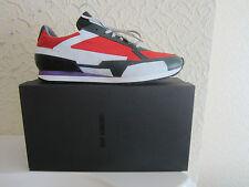 Raf Simons Basic Panelled Running Sneakers