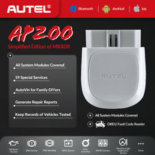 Bluetooth OBD2Scanner Car Code Reader Diagnose OBDII App For Andriod iPhone iPad