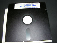 """APOGEE GAME PAK - 5.25"""" Software Labs Floppy Disk PC DOS Video Game"""
