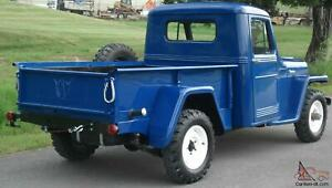 WILLYS JEEP TRUCK LED BED ROLL LIGHTS