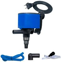 320 GPH Powerhead Submersible Pump Aquarium Fish Tank Undergravel Filter Oxygen