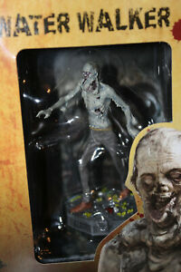 "The Walking Dead Collector's Models Water Walker 4"" Eaglemoss Figure NEW BOXED"