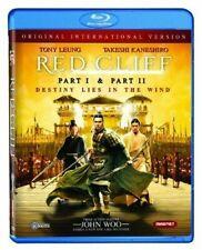 Red Cliff International Version - Part I & Part II [Blu-ray] DVD, Takeshi Ka