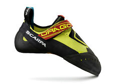 Chaussures Chaussons d'Escalade SCARPA Drago Yellow FZ Climbing Shoes Italy
