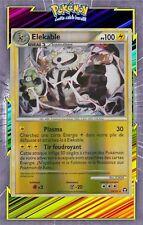 🌈Elekable Reverse - HS03:Triomphe - 20/102 - Carte Pokemon Neuve Française