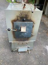 Wood/coal boiler indoor/outdoor, 180,000 BTU Alternate Heating Systems model C55