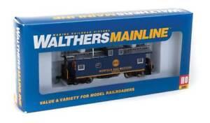 Walthers MainLine 910-8758 Norfolk & Western International Wide-Vision Caboose
