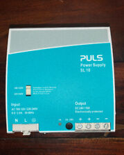 PULS DC POWER SUPPLY SL10.100 Input