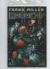 RoboCop #4 - Frank Miller Variant Platinum Cover Sealed - (Grade 9.2) 2003