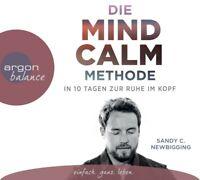 HERBERT SCHÄFER - DIE MIND CALM METHODE-IN 10 TAGEN ZUR RUHE IM KOPF 3 CD NEW