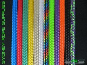 DOUBLE BRAIDED POLYESTER ANIMAL LEAD ROPES