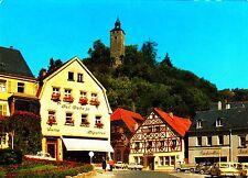 Bad Berneck , Marktplatz , Ansichtskarte