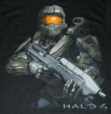 HALO Game Master Chief In Shadows Figure T-Shirt XL, NEW UNWORN
