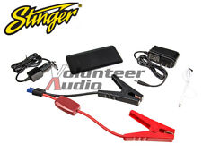Stinger SPJS1 12V 400A Jump Starter Power Pack With USB Input And Jump Cables