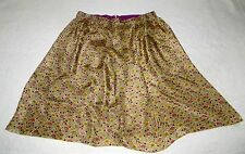 EXQUISITE!JOSEPH SILK GARDEN FLOWERS KNEE LENGHT SKIRT NET A PORTER