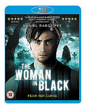 The Woman In Black (Blu-ray, 2012) DANIEL RADCLIFFE - ORIGINAL - NEW / SEALED!!