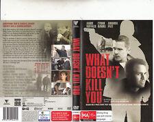 What Doesn't Kill You-2008-Mark Ruffalo-Movie-DVD