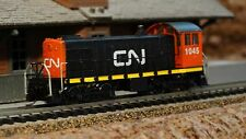 N Scale CN Canadian National S-2 Diesel Switcher Engine Locomotive Lot 1045