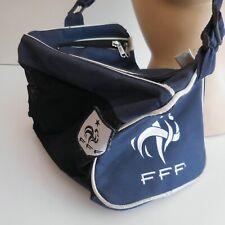 Sacoche bandoulière FFF Fédération Française Football sport collection N5692