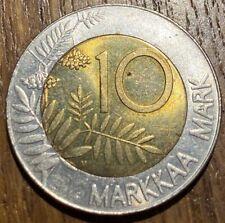 PIÈCE DE 10 MARKKA FINLANDE 1993 (615)