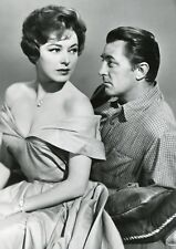 "ELEANOR PARKER ROBERT MITCHUM ""CELUI PAR QUI..."" MINNELLI PHOTO CINEMA CM"