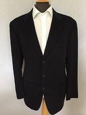Loro Piana Pea Coat/Blazer, Navy Blue, Size 42R RRP £3,080 *100% Cashmere*