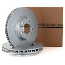 AUDI Q7 Brake Disc PORSCHE CAYENNE BRAKE DISCS GENUINE UNIPART