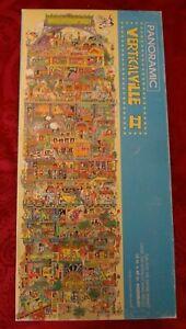 VTG Springbok Verticalville 2 Jigsaw Puzzle Bob Martin Hallmark PZL9804 COMPLETE