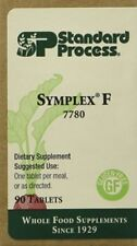 Standard Process SYMPLEX F 90T * Exp 02/20 * SHIPS OUT LESS THAN 24 HOURS FREE!