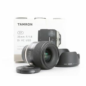 Nikon Tamron Sp 1,8/35 Di Usd Vc +New (234359)