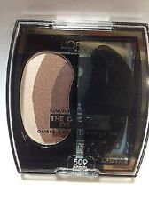 L'OREAL Studio Secrets ONE SWEEP Eye Shadow / NATURAL FOR GREEN EYES #509 NEW