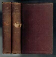 DALLAS, E S ; the gay science. 2 volúmenes. CHAPMAN & Hall 1866 Justo