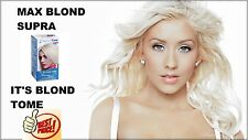 BEST PRICE Blond Hair Bleaching Lightening Kit Professional result No Ammonia