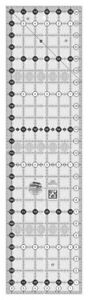 """Creative Grids Quilting Ruler 6 1/2"""" x 24 1/2"""""""