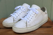 New listing Axel Arigato White Leather Casual Tennis Athletic Sneaker Shoe Low Top Women 8.5