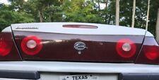2000-2004 Impala Tail Light Lid Mounted W/O Body Colored 1821758