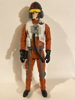 "2016 Poe Dameron Star Wars 12"" Inch Rebel Pilot Action Figure X-Wing pilot"