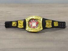 WWE WWF 2 Classic TAG TEAM Championship cinture MATTEL Figura Elite Accessorio