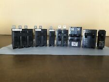 Westinghouse Bab3040H, Qbhw2060, Siemens, Square D Electric Circuit Breakers