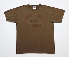 Grateful Dead Shirt T Shirt GD Trucking Co Moving America Since 1965 Road Crew L