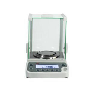 High Precision 120 x 0.0001g Lab Digital Electronic Analytical  Balance Scale